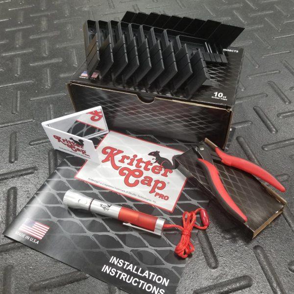 kritter-cap-pro-installation-kit